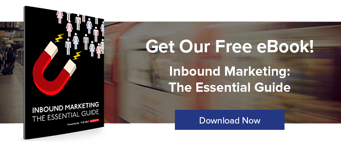 Inbound Marketing: The Essential Guide eBook