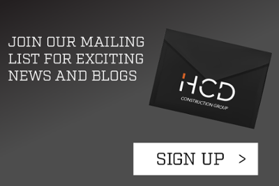Sign UP for HCD Construction Group Newsletter