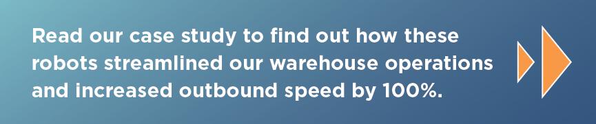 robotics warehouse distribution