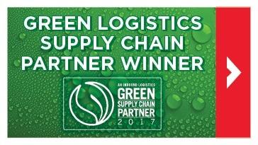 Inbound Logistics Green Supply Chain Partner