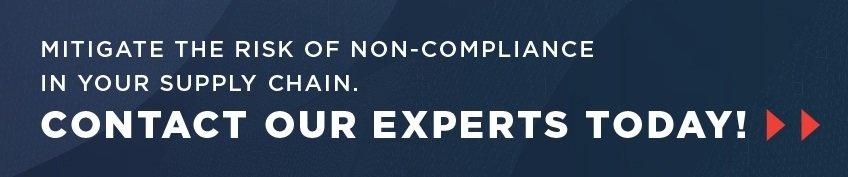 Mitigate the risk of non-compliance