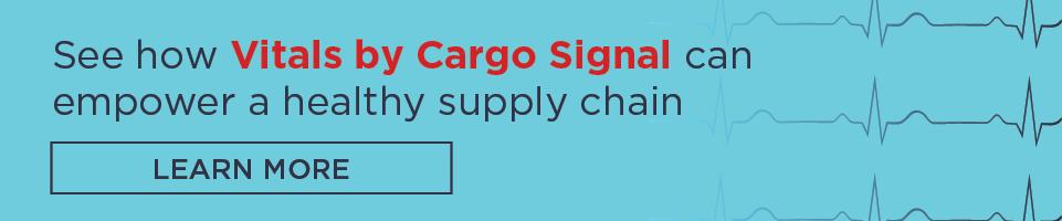 Vitals Cargo Signal