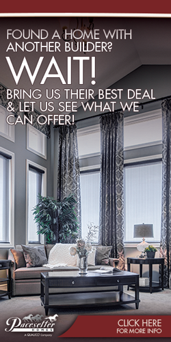 Bring Pacesetter Homes Your Best New Home Deal