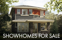 Pacesetter Homes Showhomes for Sale