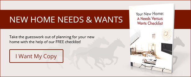 Your New Home: A Needs Versus Wants Checklist - click here to download your free copy!