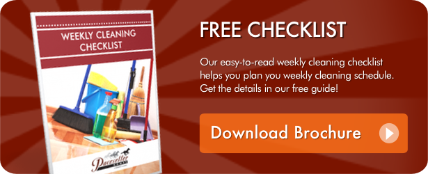Free Weekly Cleaning Checklist Download