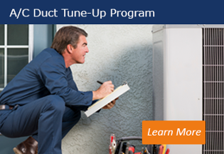 A/C Duct Tune-Up Program