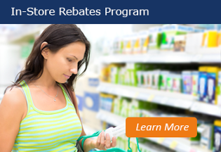 In-Store Rebates Program