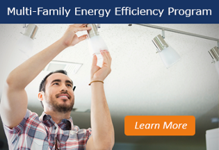 Multi-Family Energy Efficiency Program