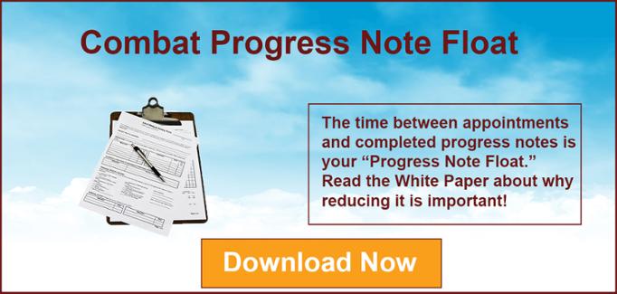 Combat Progress Note Float