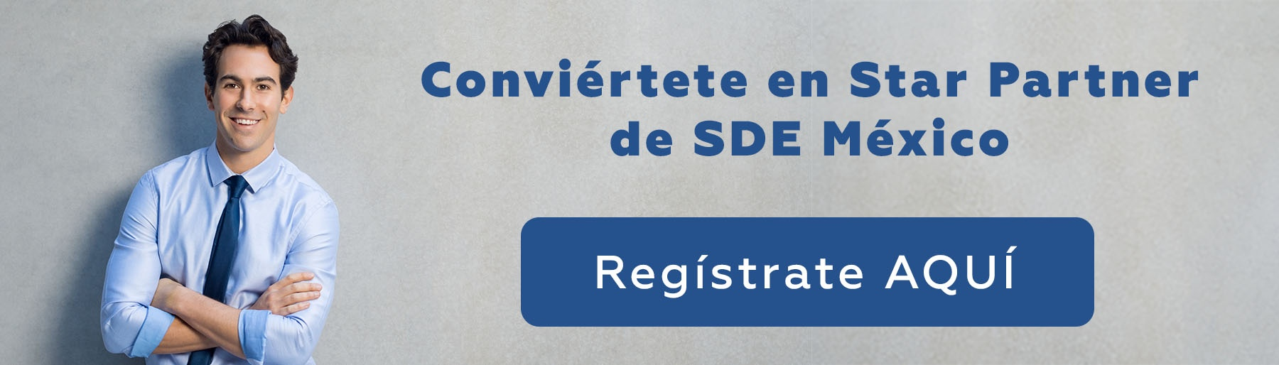 Conviértete en Star Partner de SDE México.