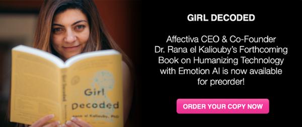 Rana el Kaliouby Girl Decoded preorder
