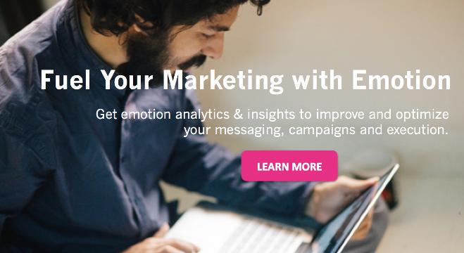 emotion marketing technology