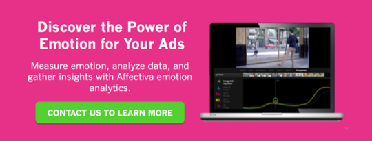 emotion analytics for ads