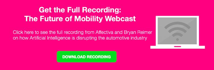 Bryan Reimer Webcast Recording