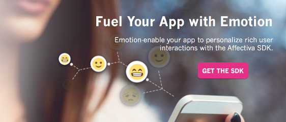 emotion enable your app with the affectiva SDK