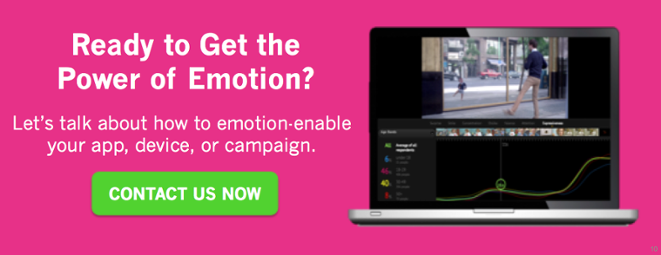 emotion analytics for ads