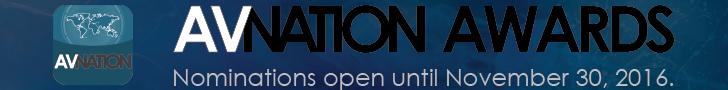 AVNation Awards, Nominations open until November 30, 2016.