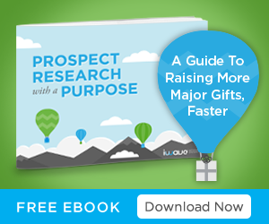 prospect research with a purpose ebook