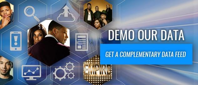 DEMO OUR DATA- Get a complementary data feed