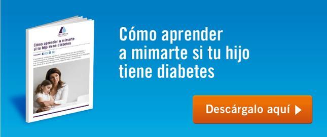 como mimarte si tu hijo tiene diabetes infantil