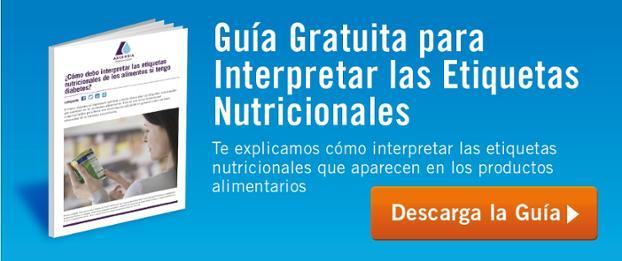 Guía gratuita para interpretar las etiquetas nutricionales