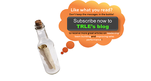 subscribe TRLE blog