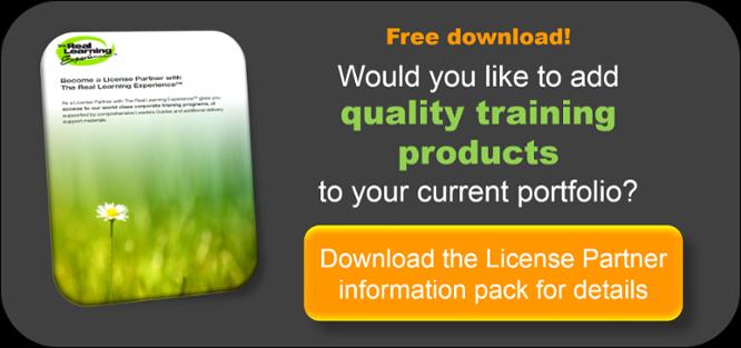 License partner info pack