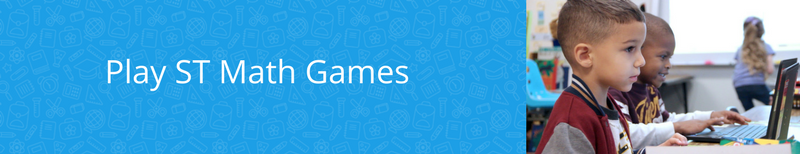 Play ST Math Games