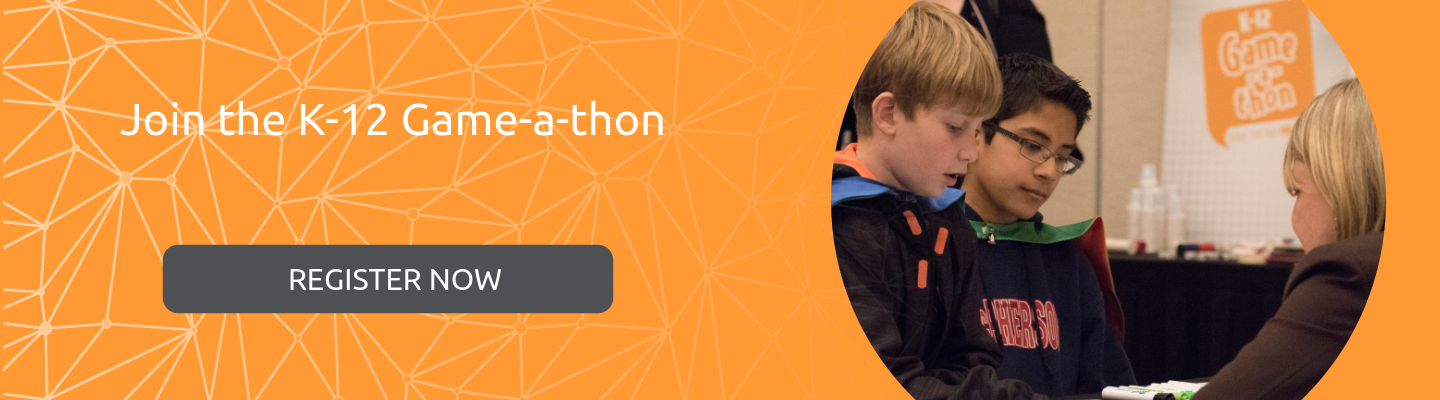 Join the K-12 Game-a-thon