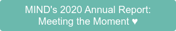 MIND's 2020 Annual Report:  Meeting the Moment