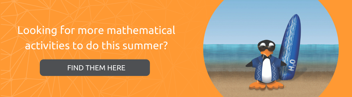 Looking for more mathematical activities to do this summer?