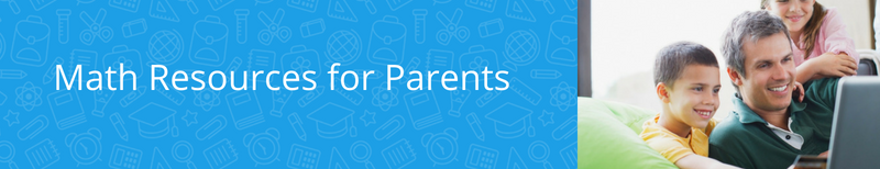 Math Resources for Parents
