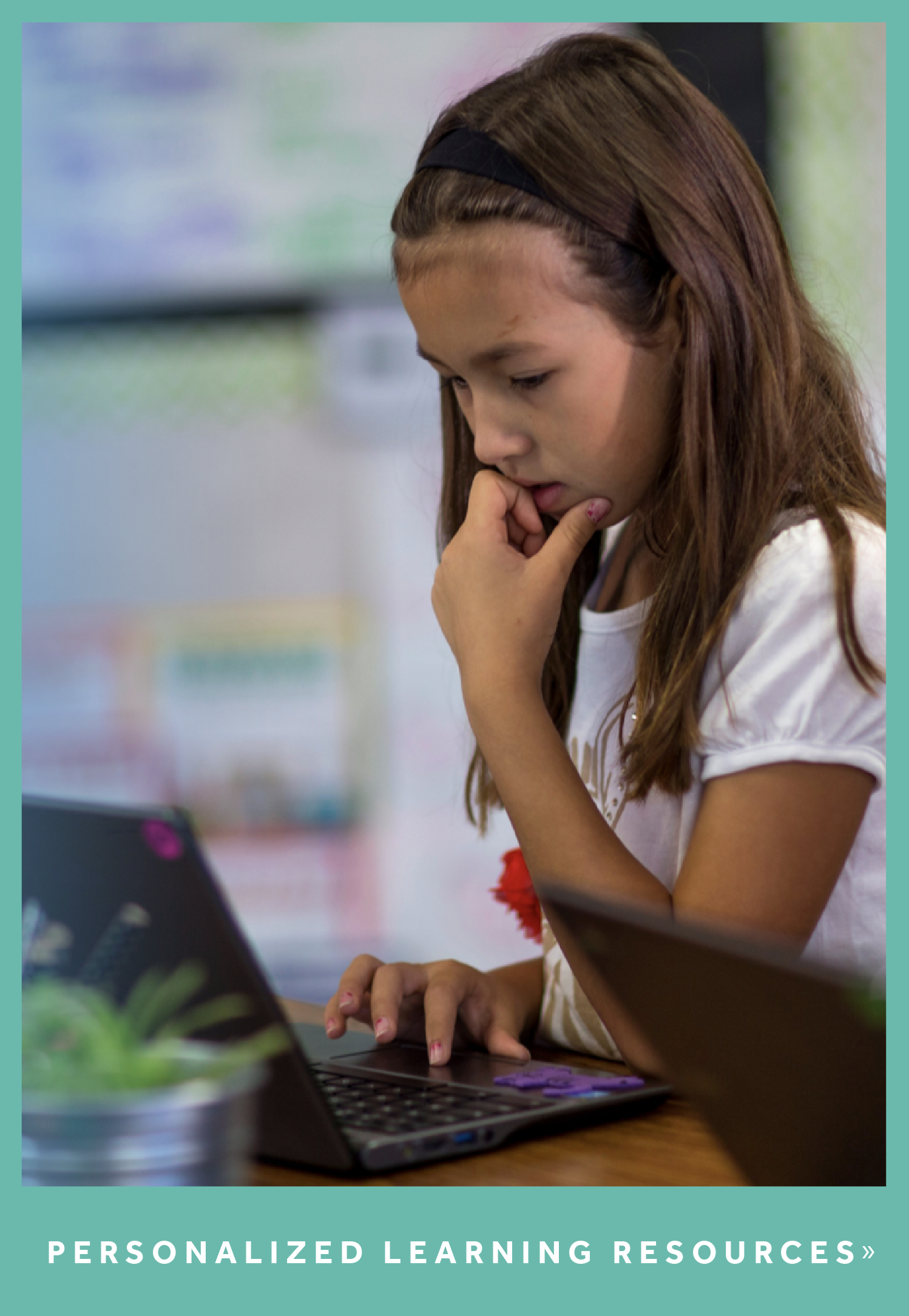 personalized learning resources