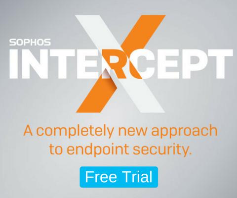 Sophos Intercept X Free Trial