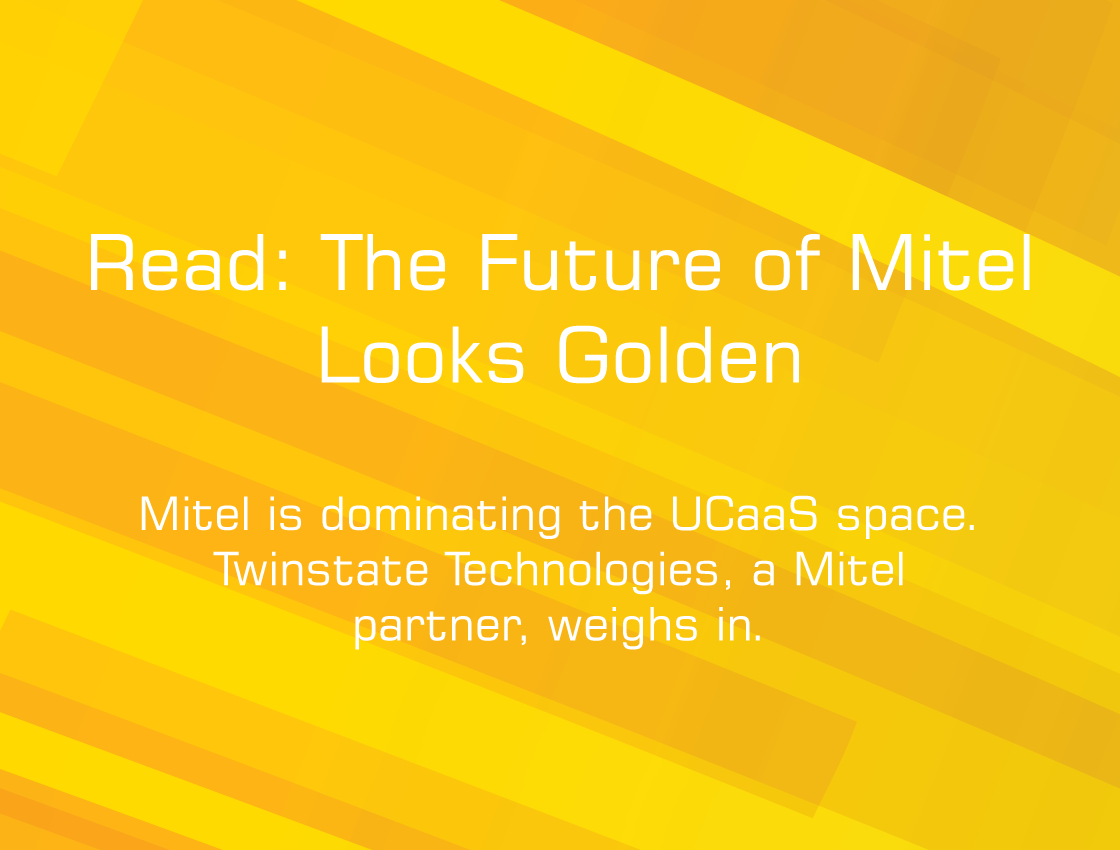 The Future of Mitel Looks Golden