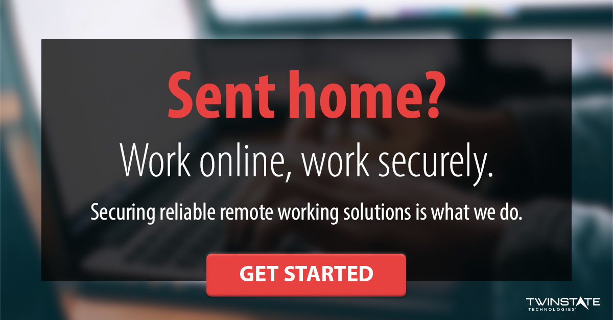 Securing reliable remote working solutions is what we do. Get Started.