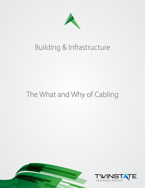 The What and Why of Cabling