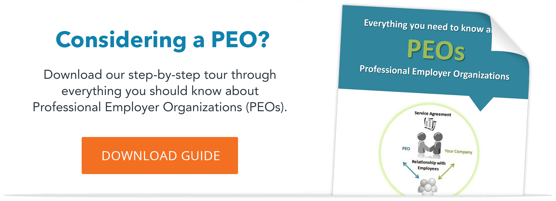 Download Free Guide About PEOs
