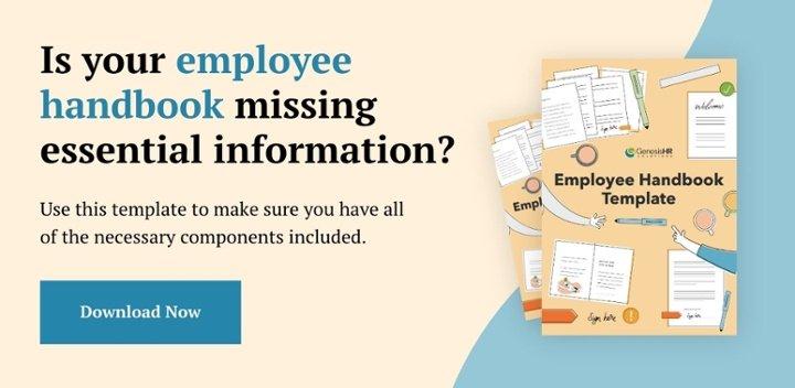 Genesis-Employee-Handbook-Template