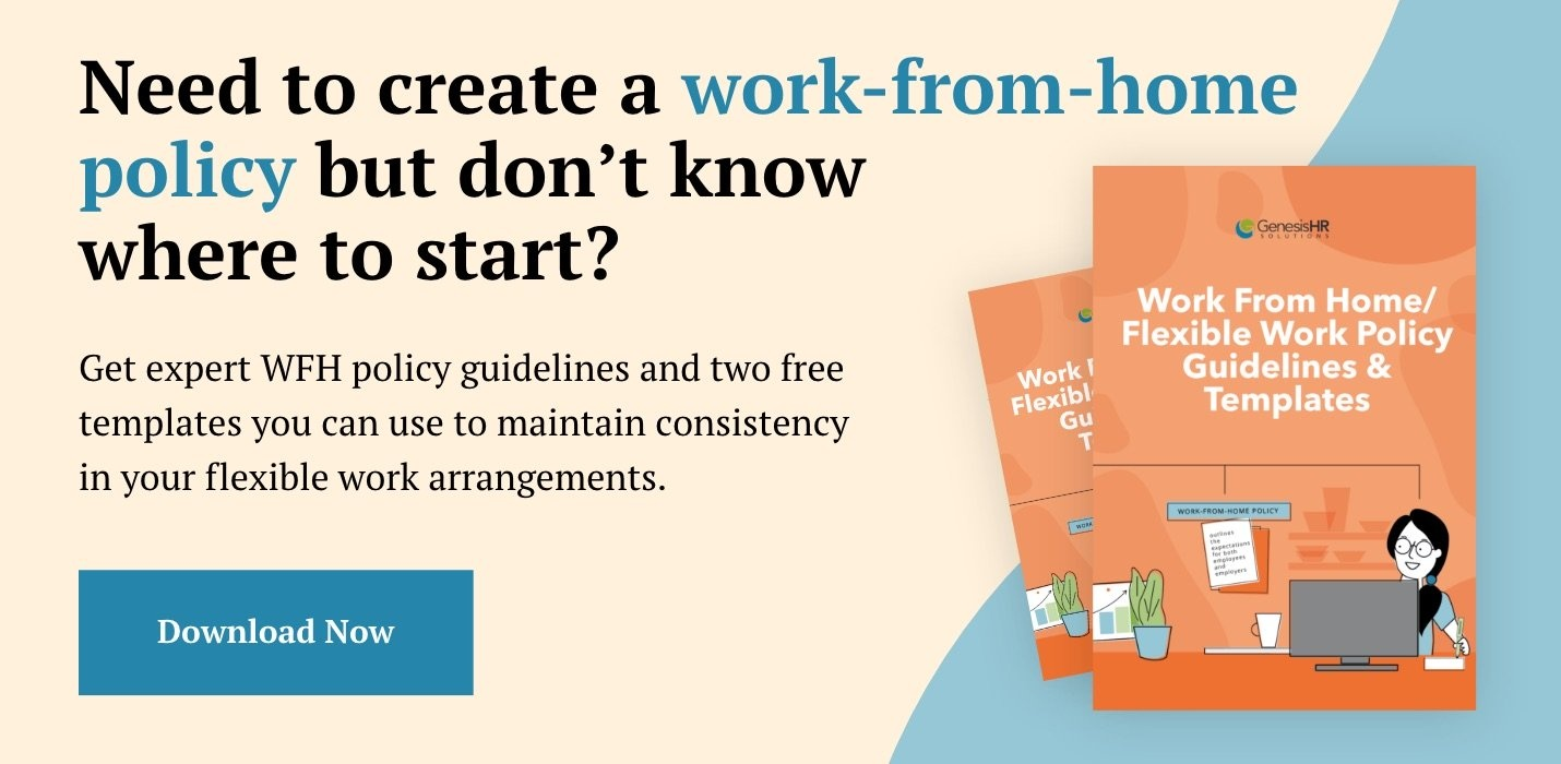 Download Now: Work From Home Policy Guidelines & Templates