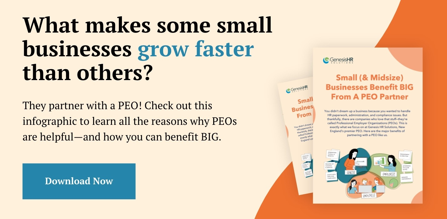Download Now: PEO Infographic