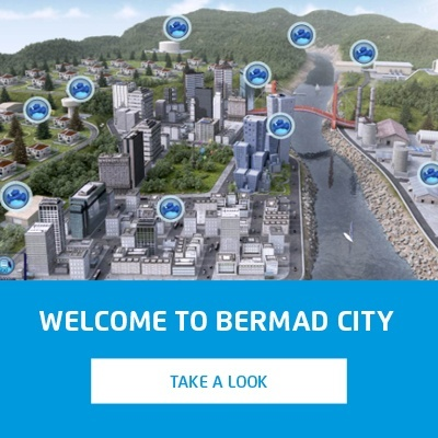 welcome to bermad city
