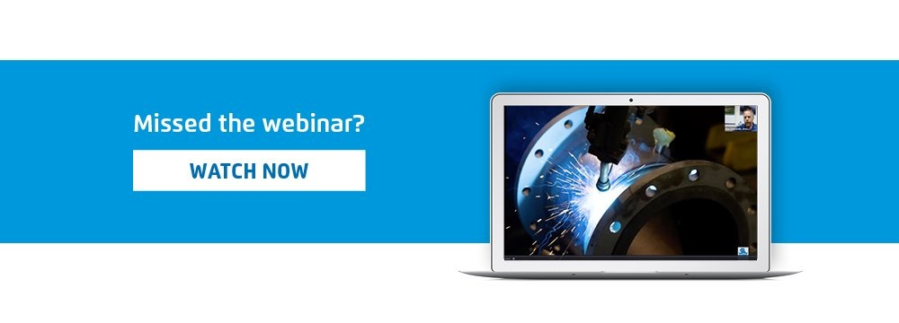 Missed the webinar? watch now