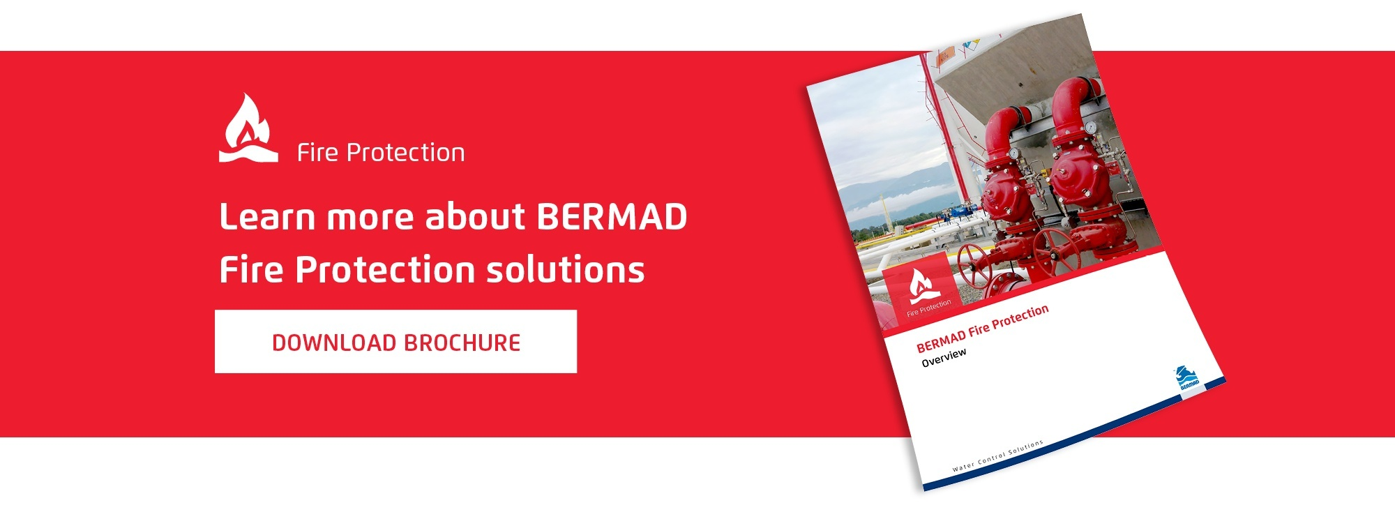 Learn more about BERMAD Fire Protaction solutions - Brochure