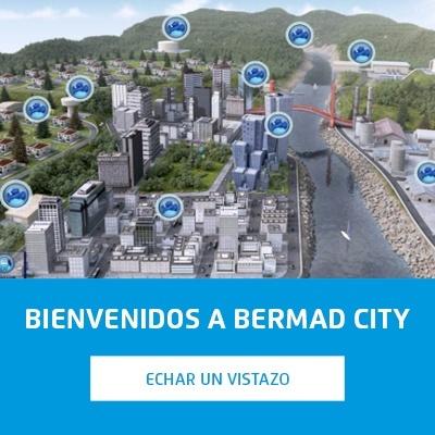 BIENVENIDOS A BERMAD CITY - ECHAR UN VISTAZO