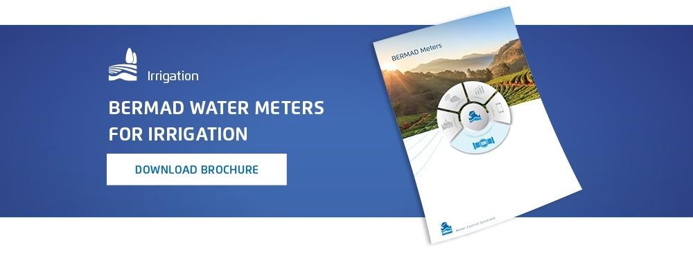 Bermad Water Meters for irrigation. Download brochure