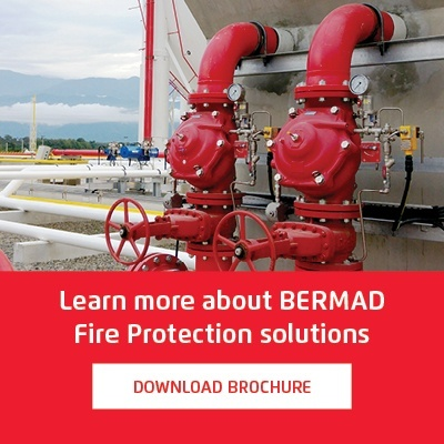 Learn more about BERMAD Fire Protection solutions. Download brochure