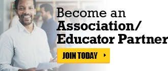 Become an Association/Educator Partner - Join Today