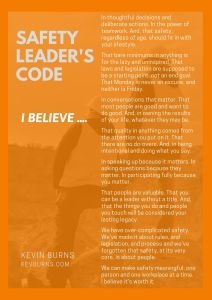 the safety leader's code download for free